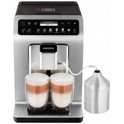 Automatický kávovar Krups Evidence EA894T10 - titan
